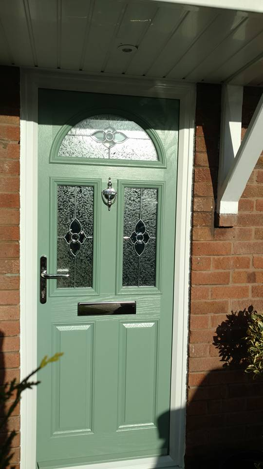online store 1df68 c5724 Chartwell Green Composite Door Supplied & Fitted In ...