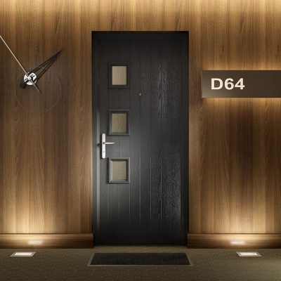 composite fire door