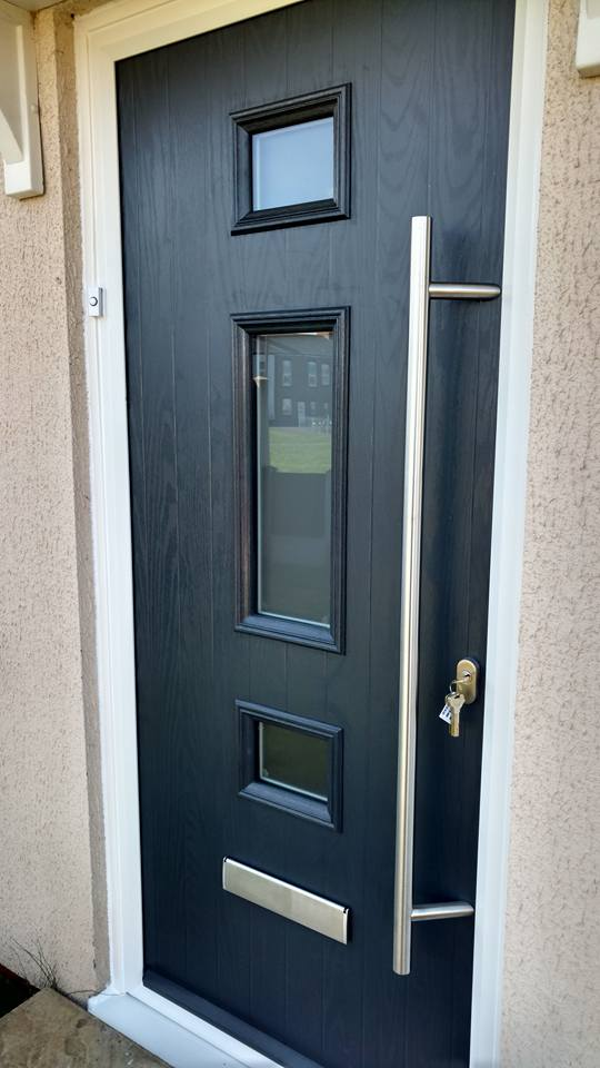contemporary doors warsop & Contemporary Long Bar Doors | Bespoke Door Installations