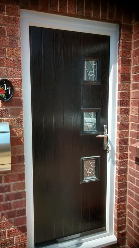 Front Door Amp Outhouse Door Fitted In Nottingham Bespoke