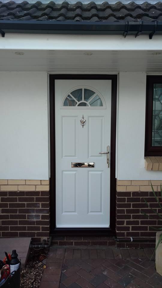 New Composite Door Nottingham Bespoke Door Installations