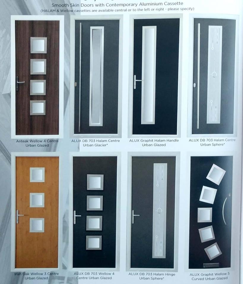 New Composite Door Styles Available Here Bespoke Door