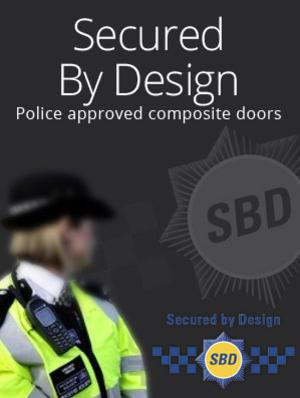 police approved composite doors